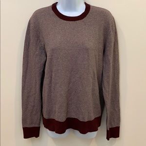 Banana Republic Long Sleeve Cotton Sweater Sz S